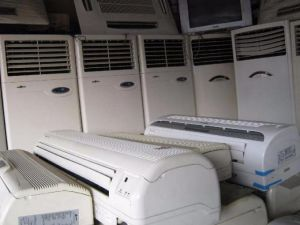 重庆专业回收二手空调、柜机空调、挂机空调、天花机空调回收